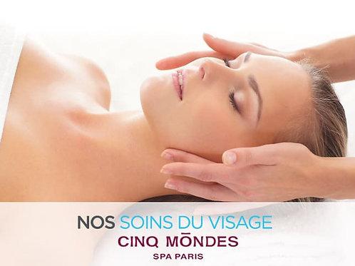 Bon Cadeau SOIN-MASSAGE DU VISAGE «KO BI DO» LIFTANT ET REPULPANT 1h
