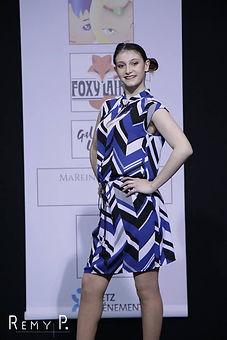 Léa Wehmer Miss Elegance Lorraine 2018