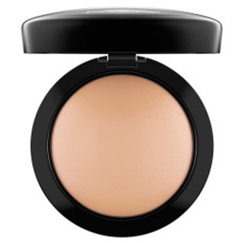 Poudre Compacte Mineralize Mac Skinfinish Natural Medium golden- 10gr