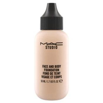 Fond de teint Mac Studio Face & Body N2