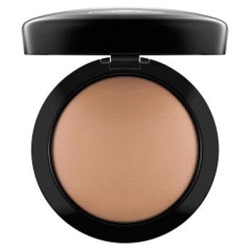 Poudre Compacte Mineralize Mac Skinfinish Natural Dark golden- 10gr