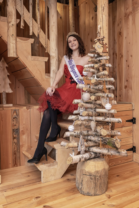Photos Léa Wehmer, Miss Elégance Lorraine 2018