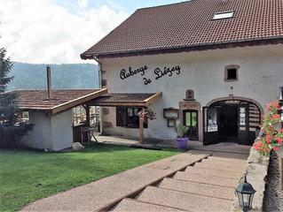 L'Auberge de Liezey, esprit nature!
