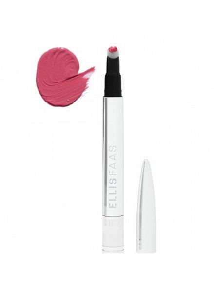 ELLIS FAAS Rouge à lèvres - Hot lips Deep Pink L407