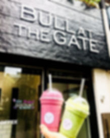 Bull at the Gate, students london, london smoothie, fruit smoothie, health smoothie