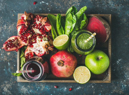 Supporting the Immune System with Nutrition