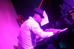 Pianist Melvin Byrd