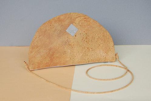 """Handtasche """"Moonbag"""", camel"""