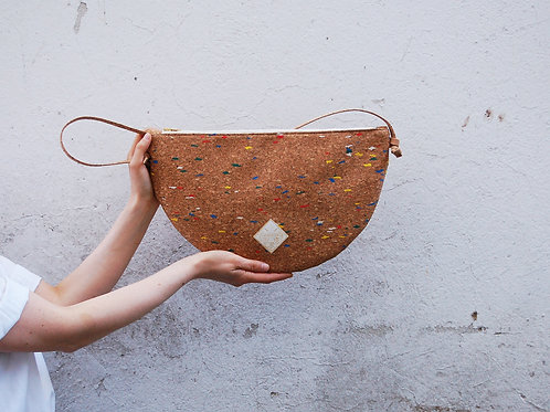 "Handtasche ""Moonbag"", Konfetti"