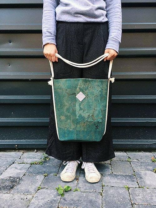 "Rucksack-Tasche ""Clari"", turquoise"