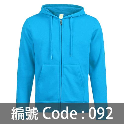 訂做拉鍊衛衣 ZJ004 092