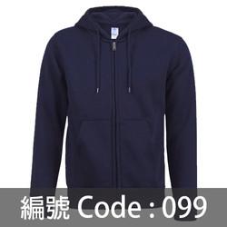 訂做拉鍊衛衣 ZJ004 099