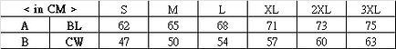 HJ010 尺碼表