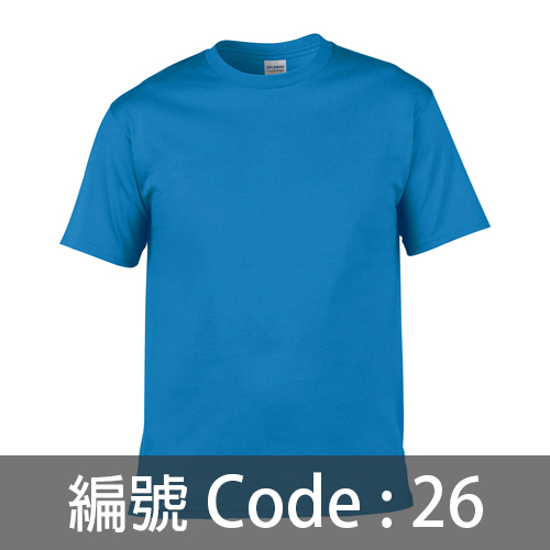 印Tee TS002 26C