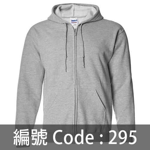 印拉鍊衛衣 ZJ005 295H