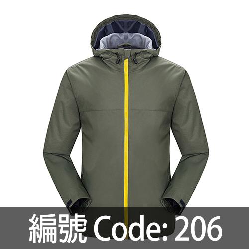 印風褸 WJ006 206