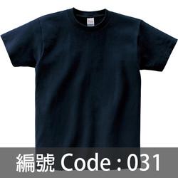 印Tee TS007 031