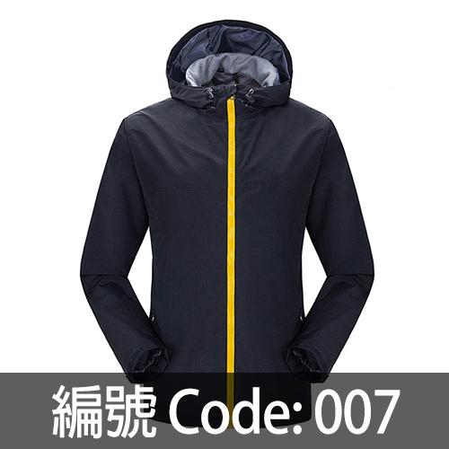 印風衣 WJ006 007 黑