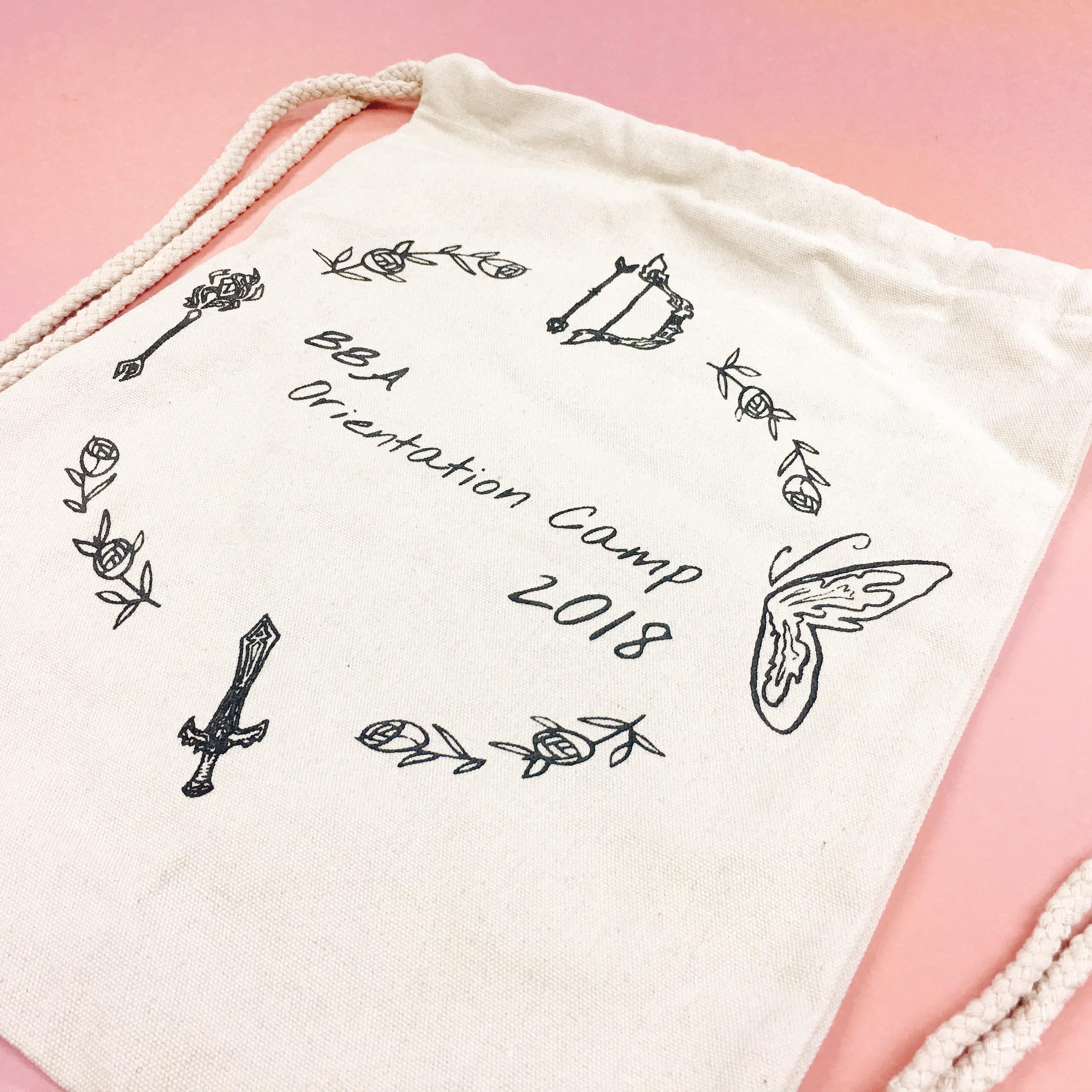 印索繩袋,訂做索袋,訂做drawstring bag