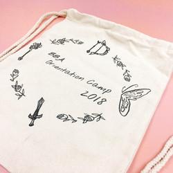 訂做索袋, 印帆布索袋