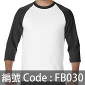 印衫七分袖TEE FB030