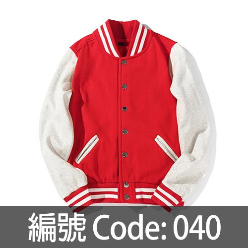 LJ001 印棒球衣 040