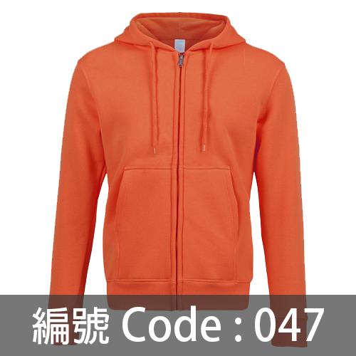 訂做拉鍊衛衣 ZJ004 047
