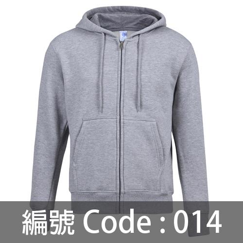訂做拉鍊衛衣 ZJ004 014
