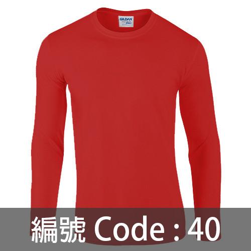 印衫 長袖TEE 40
