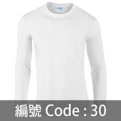 印衫 長袖TEE 30