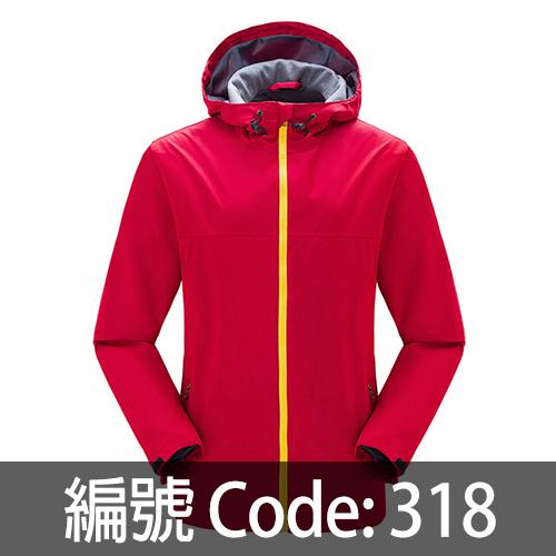 印風褸 WJ006 318