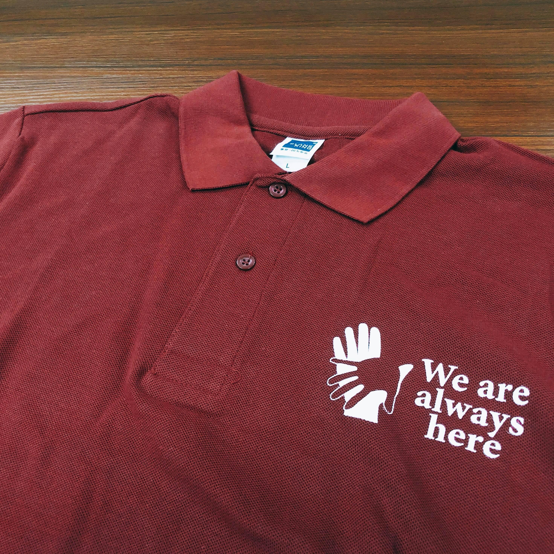 訂做POLO,印Polo Shirt