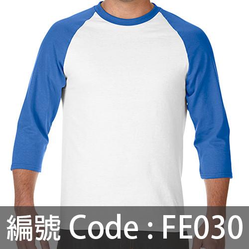 印衫七分袖TEE FE030