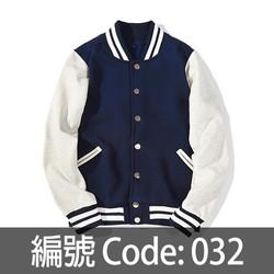 LJ001 印棒球衣 032
