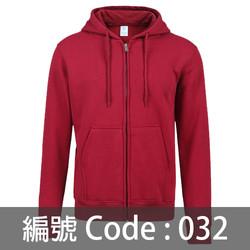 訂做拉鍊衛衣 ZJ004 032