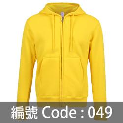 訂做拉鍊衛衣 ZJ004 049