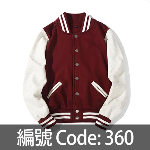 LJ001 印棒球衣 360