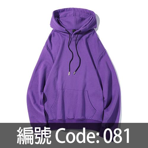 印衛衣 HJ008 081