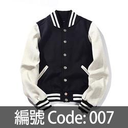 LJ001 印棒球衣 007