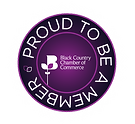 New Proud to be a Member badge_Dark Back