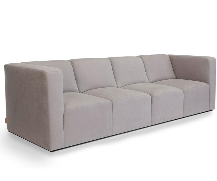 4 Seater Couch Cleaning