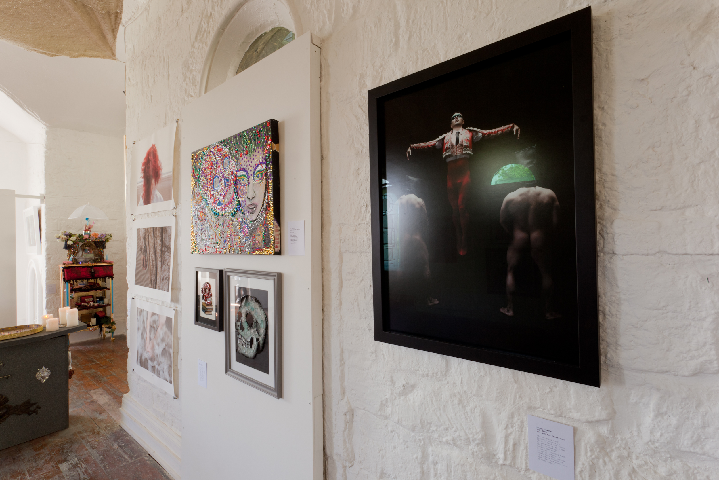 Fringe Arts Bath Exhibition in Bath
