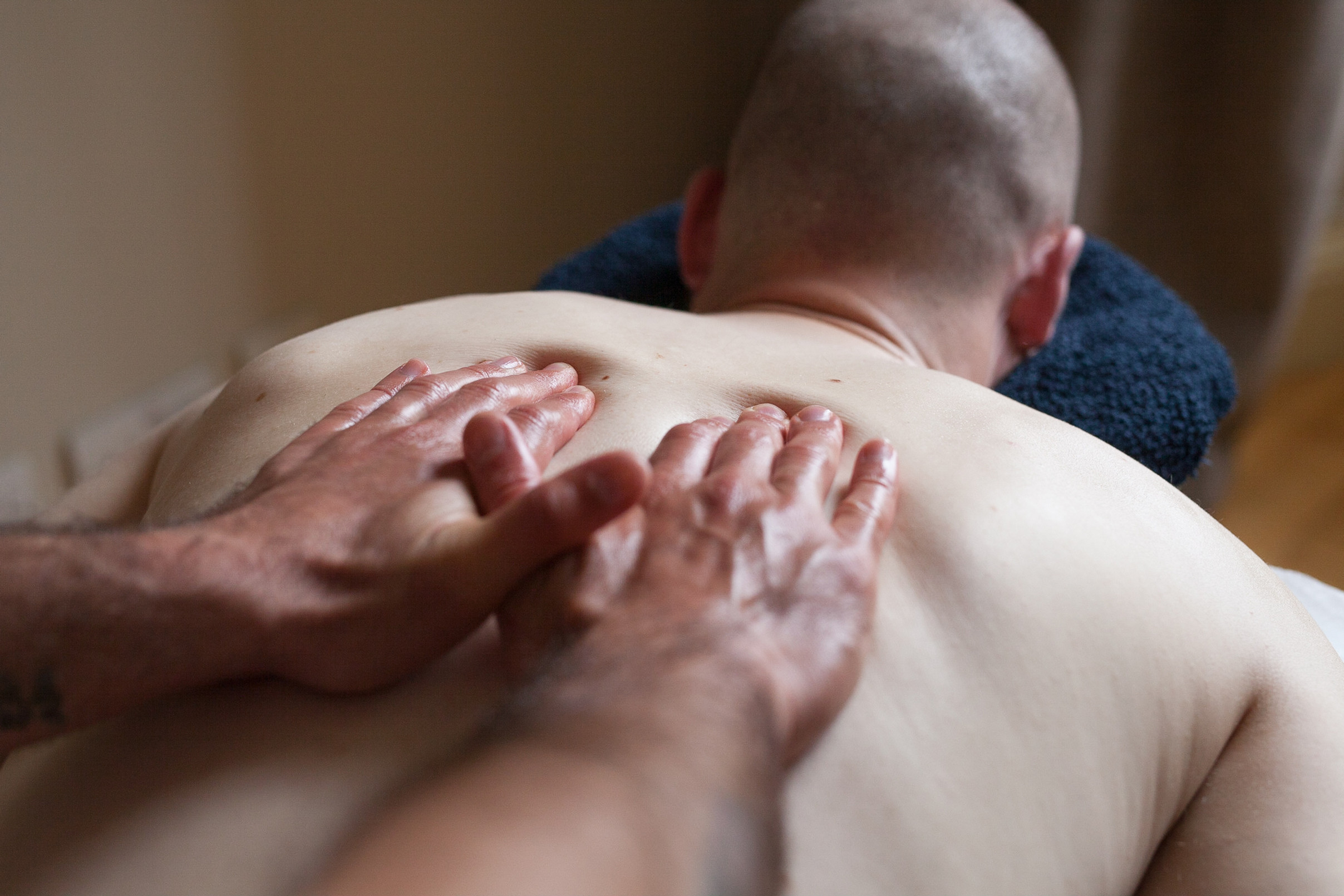 Relaxation massage - 30 minutes