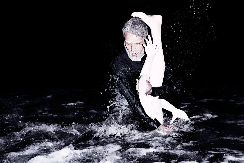 The Philosopher & the Dark Night (2015)