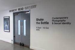 Shake the Bottle show Herbert Read