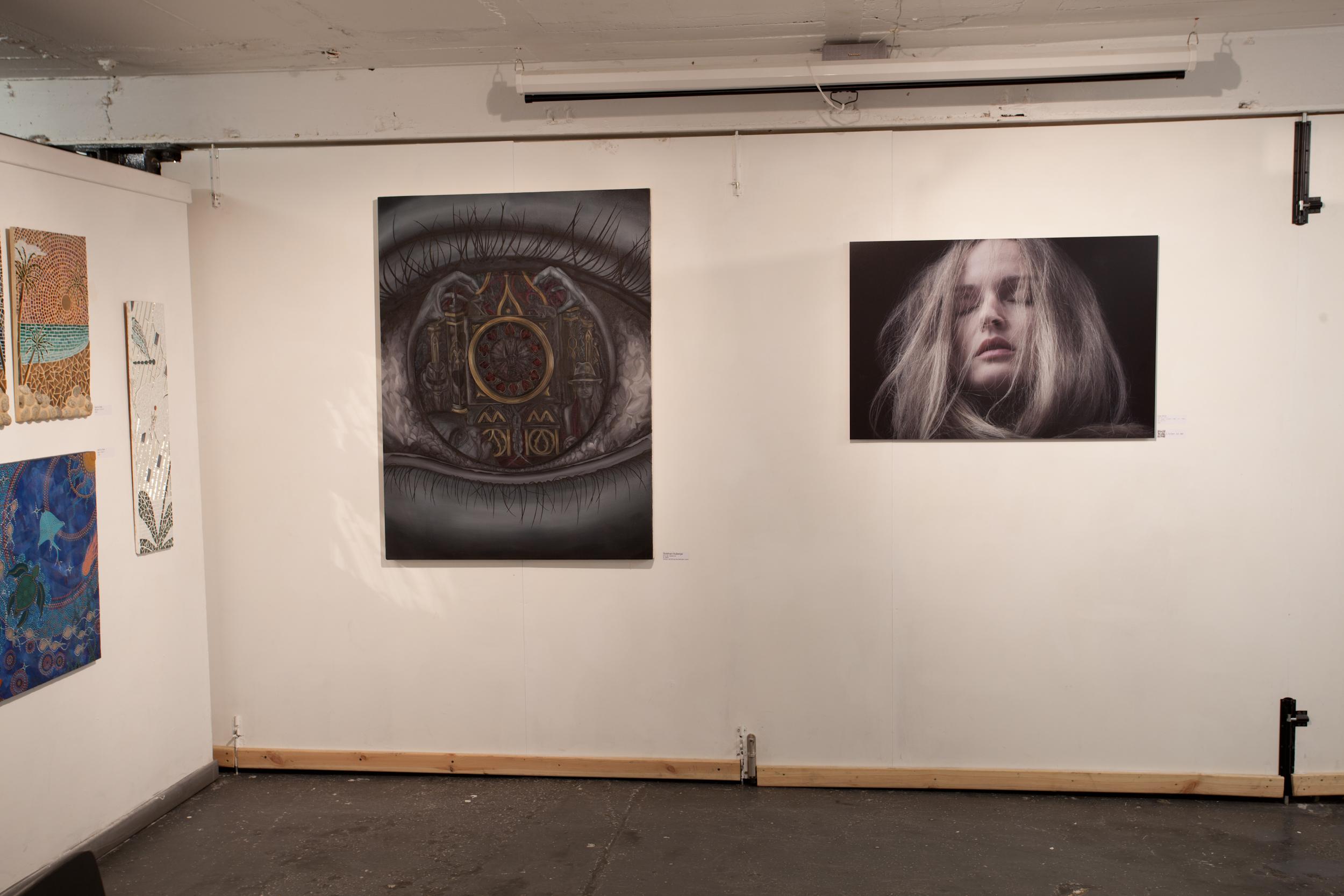 Affordable Art Fair at Vibe Gallery