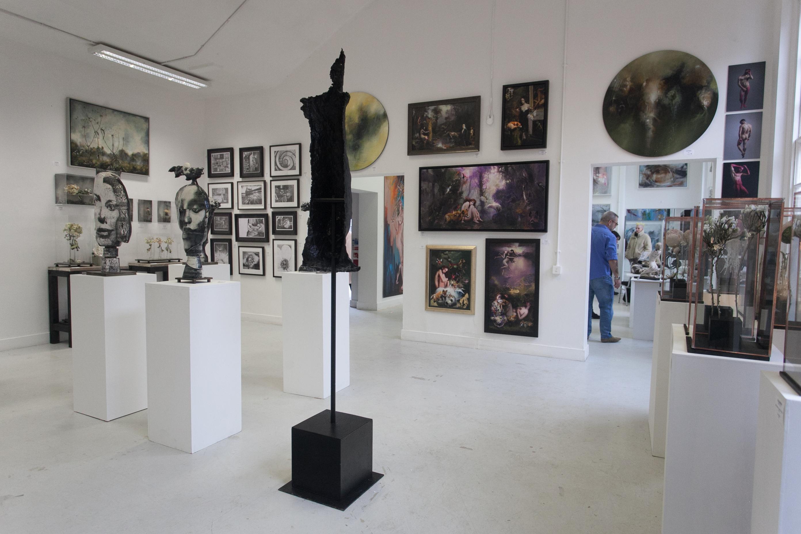 FLUX Exhibition 2018
