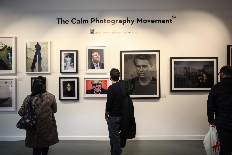 Calm Photography Exhibition