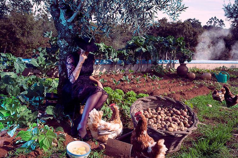 Penelope's psychologica portrait by Diogo Duarte