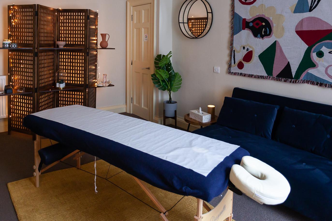 Olive Tree Holistic Therapies, Dundas Street, Edinburgh, EH3
